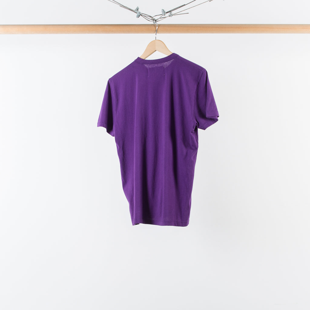 ARCHIVE SALE - OUR LEGACY - PERFECT TEE PURPLE ARMY JERSEY