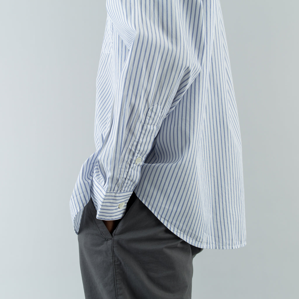 NEW BD SHIRT - BUSINESS STRIPE COTTON