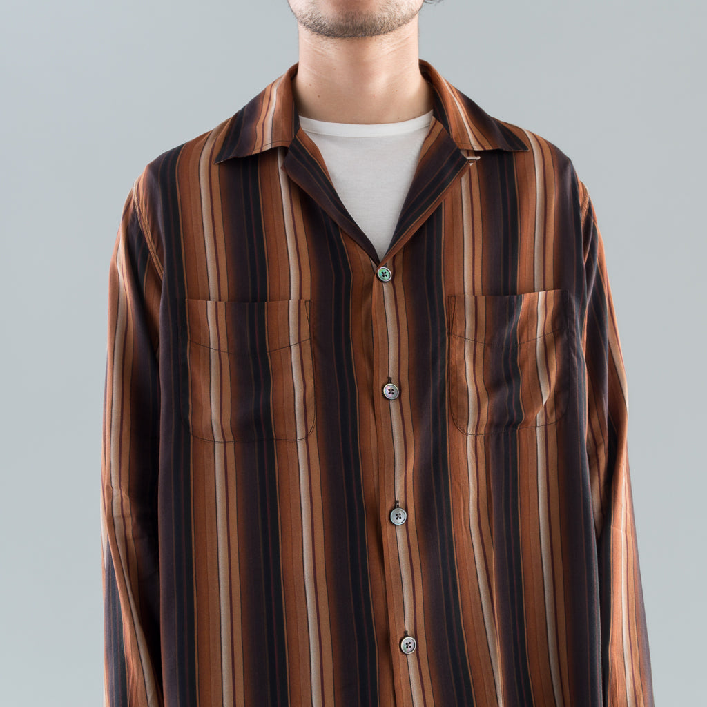 HEUSEN SHIRT - SOFA STRIPE