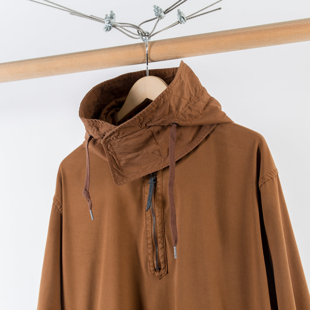ARCHIVE SALE - ROBERT GELLER - DRIFTER ANORAK BROWN