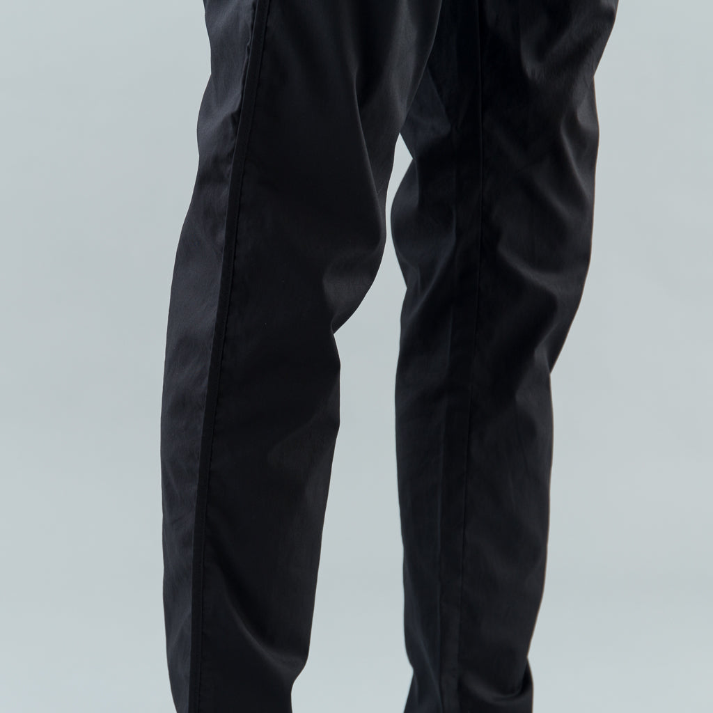 THE DYED LOUNGE PANT - BLACK