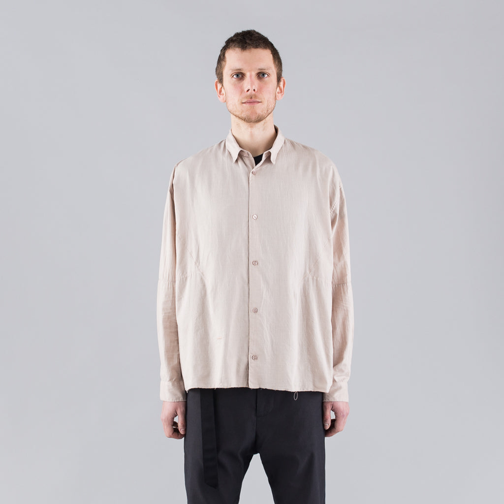 THE KAROL SHIRT - GREY