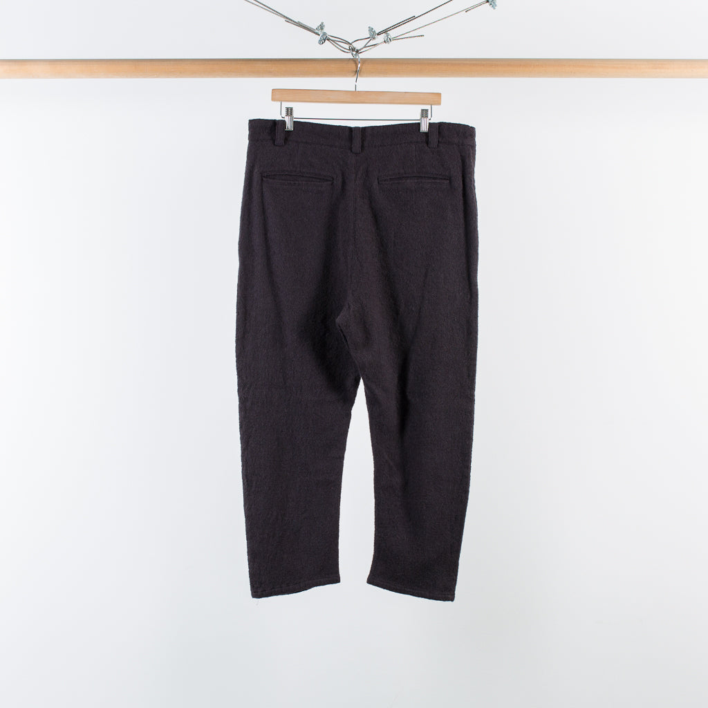 ARCHIVE SALE - ROBERT GELLER - THE LEOPOLD PANT BLACK