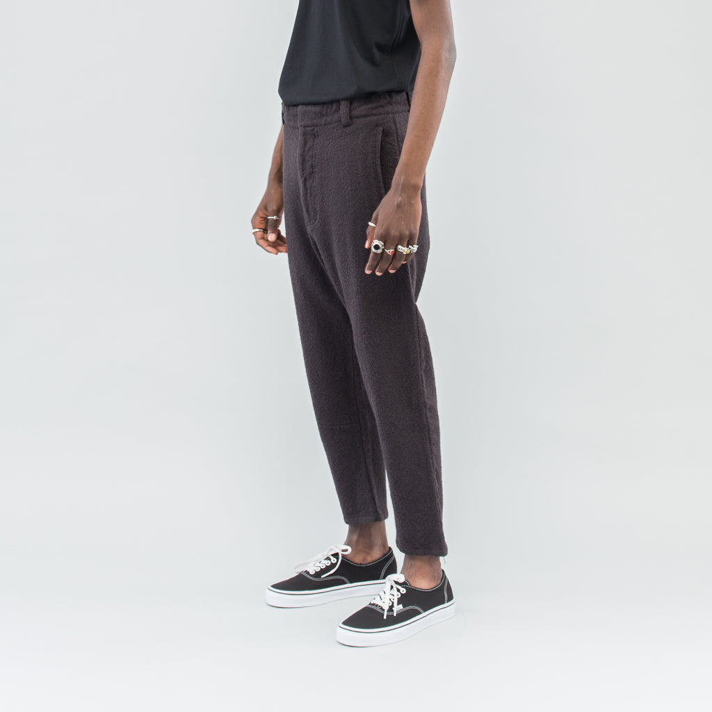 THE LEOPOLD PANT - BLACK