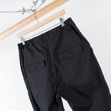 ARCHIVE SALE - SASQUATCHFABRIX - TAPERED PANTS BLACK