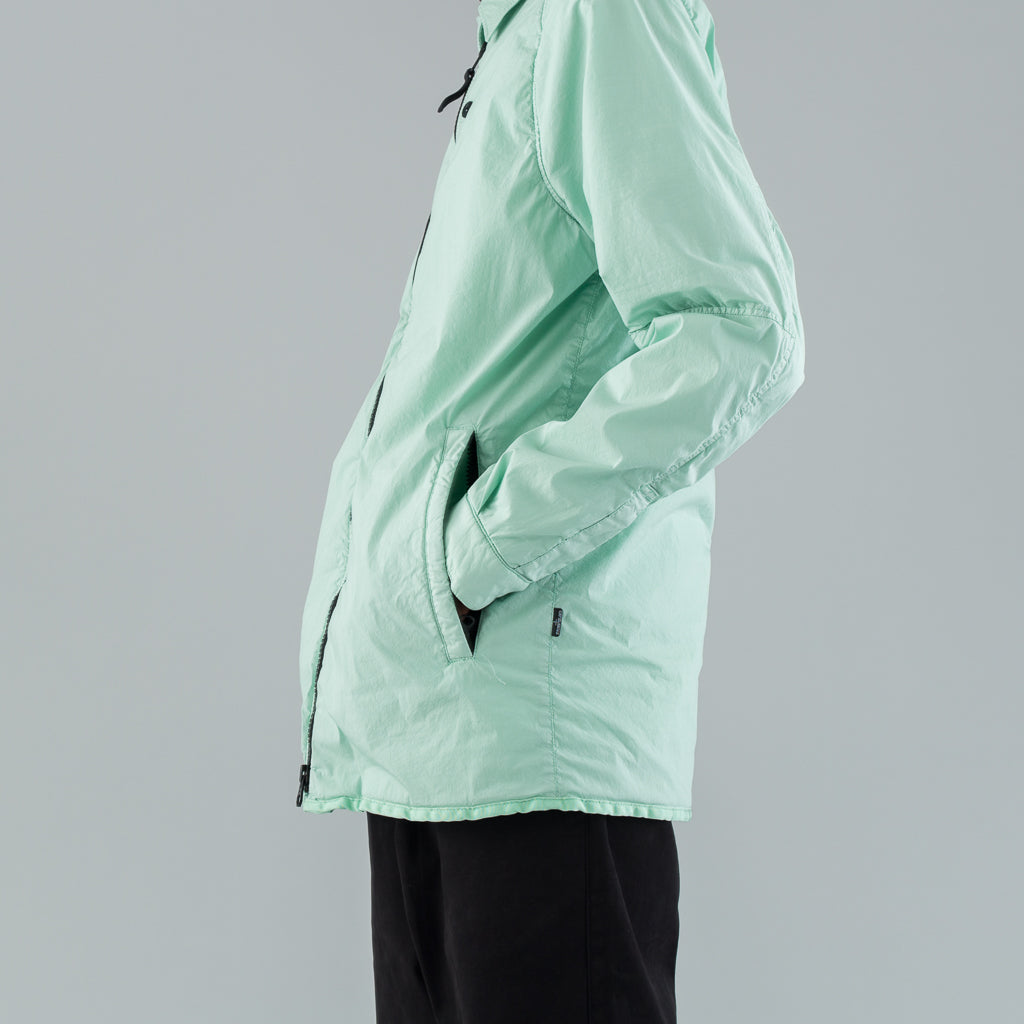 COACH JACKET - MAKO GREEN