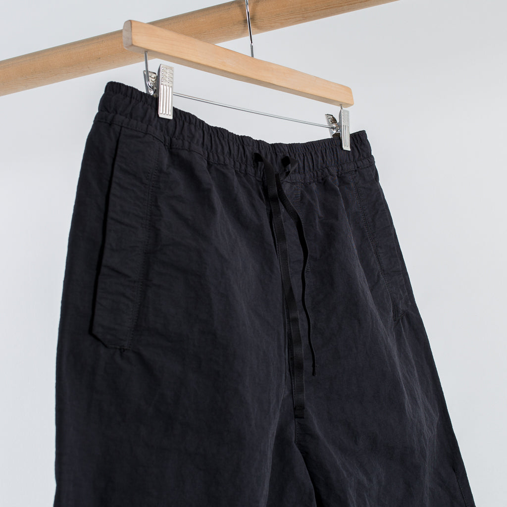 ARCHIVE SALE - STONE ISLAND SHADOW PROJECT - BERMUDA SHORTS BLACK