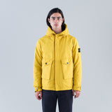 DAVID TC SHORT PARKA - MUSTARD