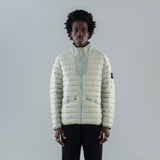 LOOM WOVEN DOWN CHAMBERS NYLON-TC JACKET - DUST