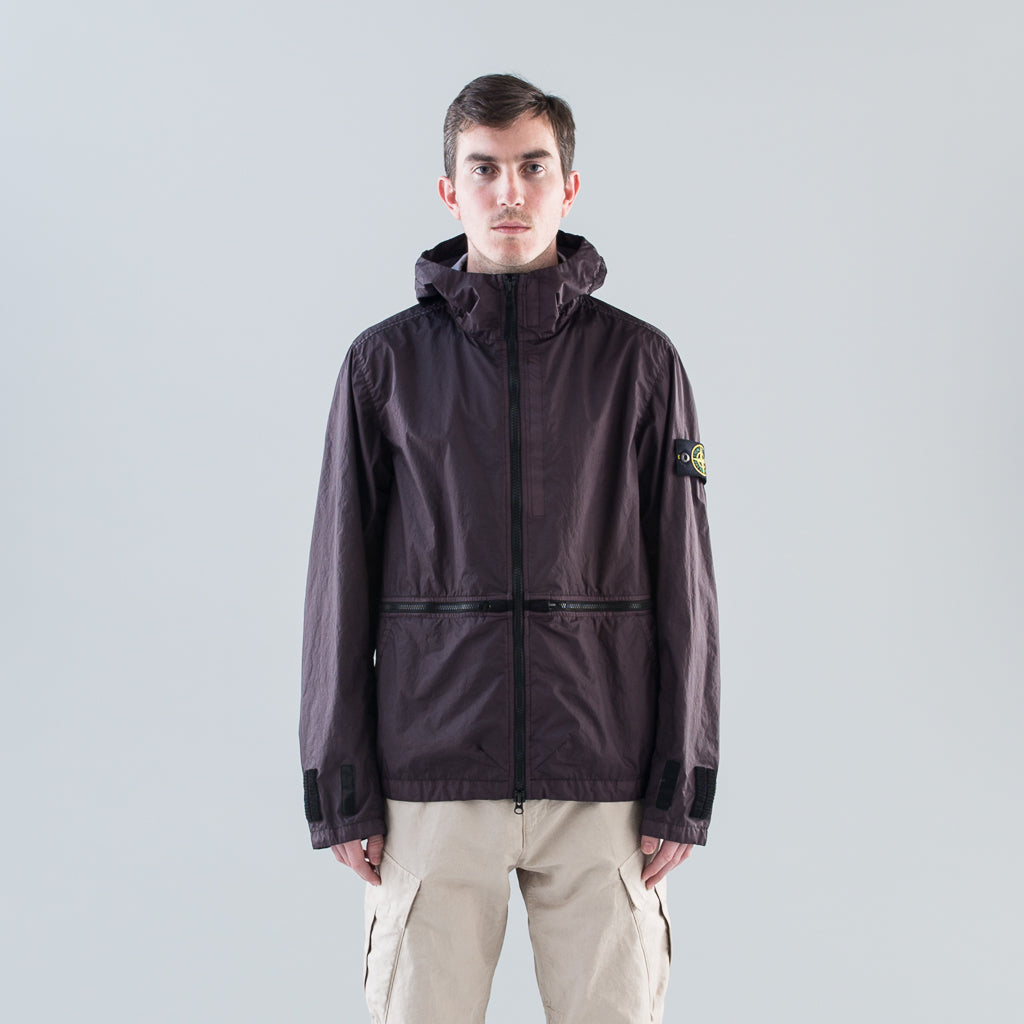 MEMBRANA 3L TC HOODED JACKET - PETROL