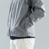 NYLON METAL WATRO RIPSTOP BLOUSON - POWDER