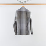 ARCHIVE SALE - STEPHAN SCHNEIDER - SHIRT GARDEN GREY CHECKS