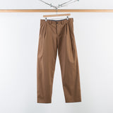 TROUSERS SEPARATE WALNUT
