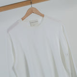 ARCHIVE SALE - STEPHAN SCHNEIDER - JUMPER DELICACY WHITE