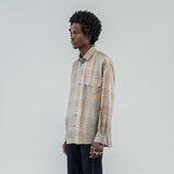 SHIRT PROMENADE - MULTI CHECK