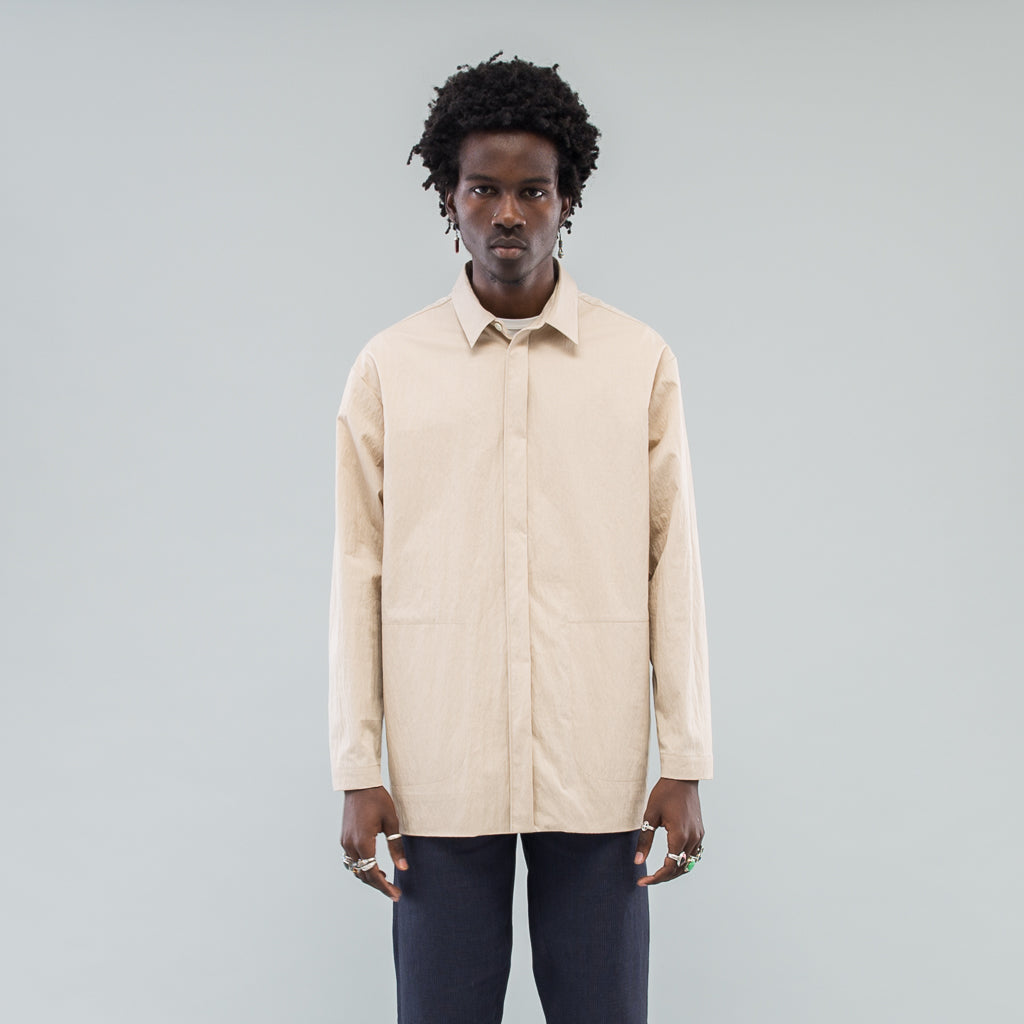 SHIRT LIGHT - BEIGE