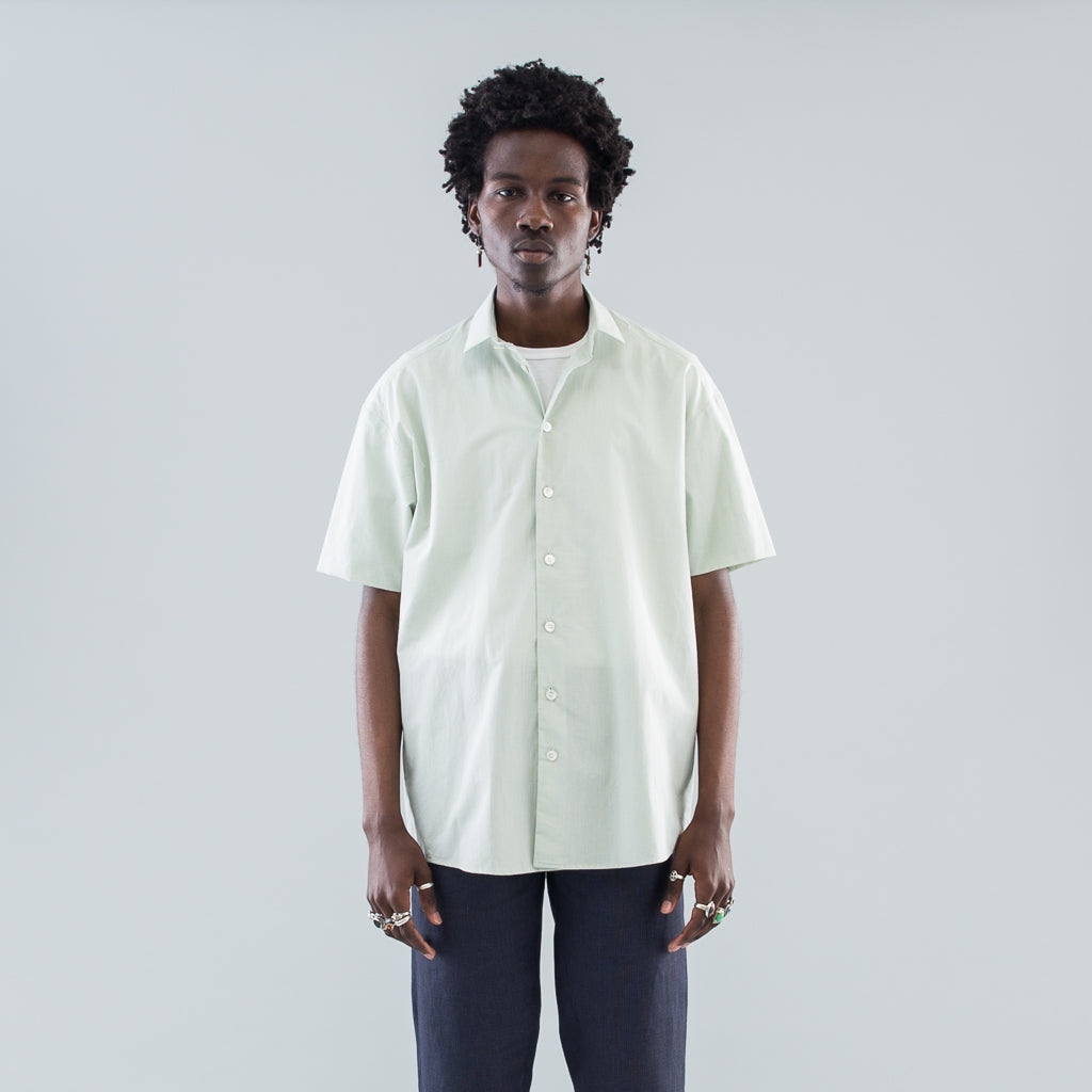 SHIRT OMBRE - FENNEL