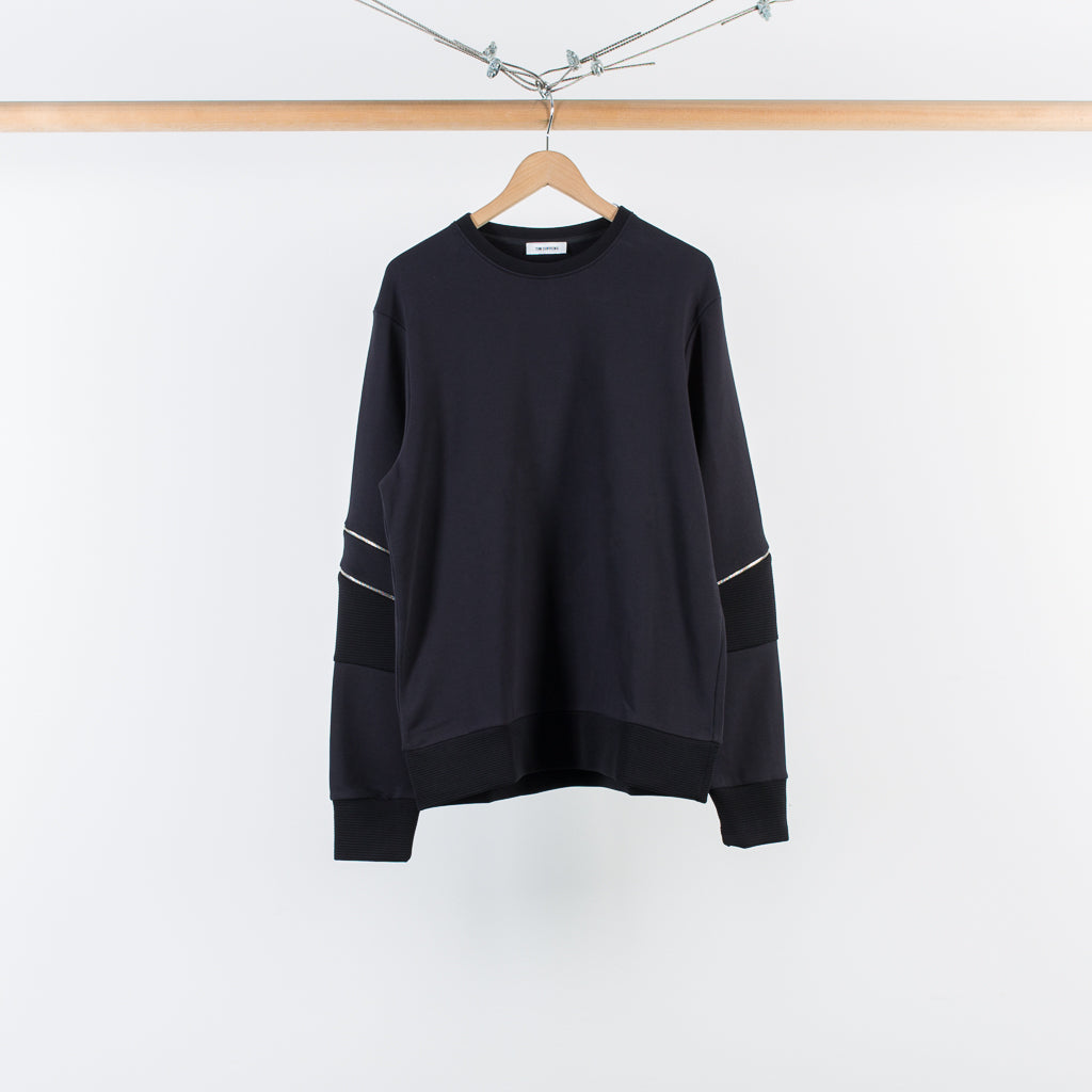 ARCHIVE SALE - TIM COPPENS - ZIPPER CREW BLACK