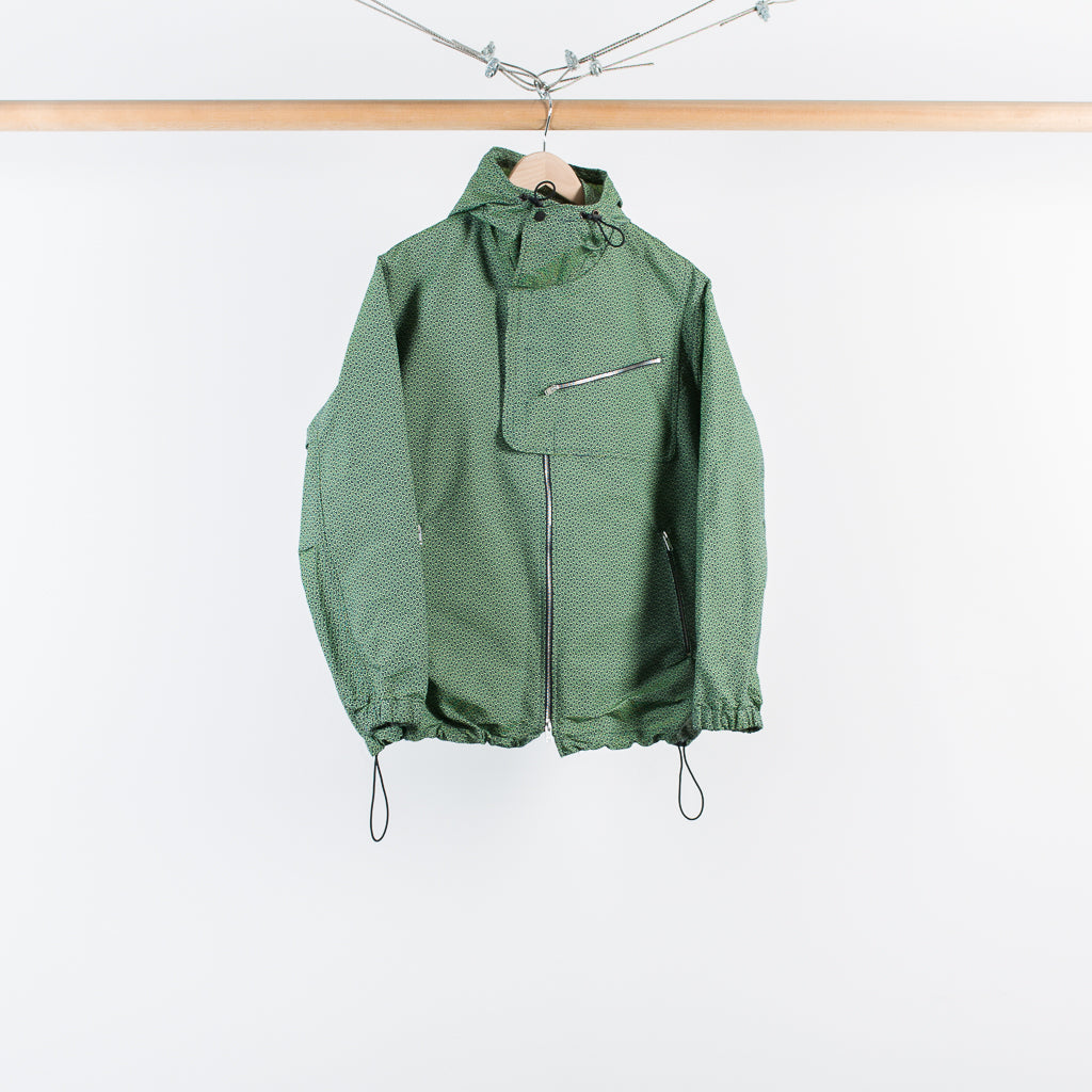 ARCHIVE SALE - TIM COPPENS - HOODED JACKET GREEN