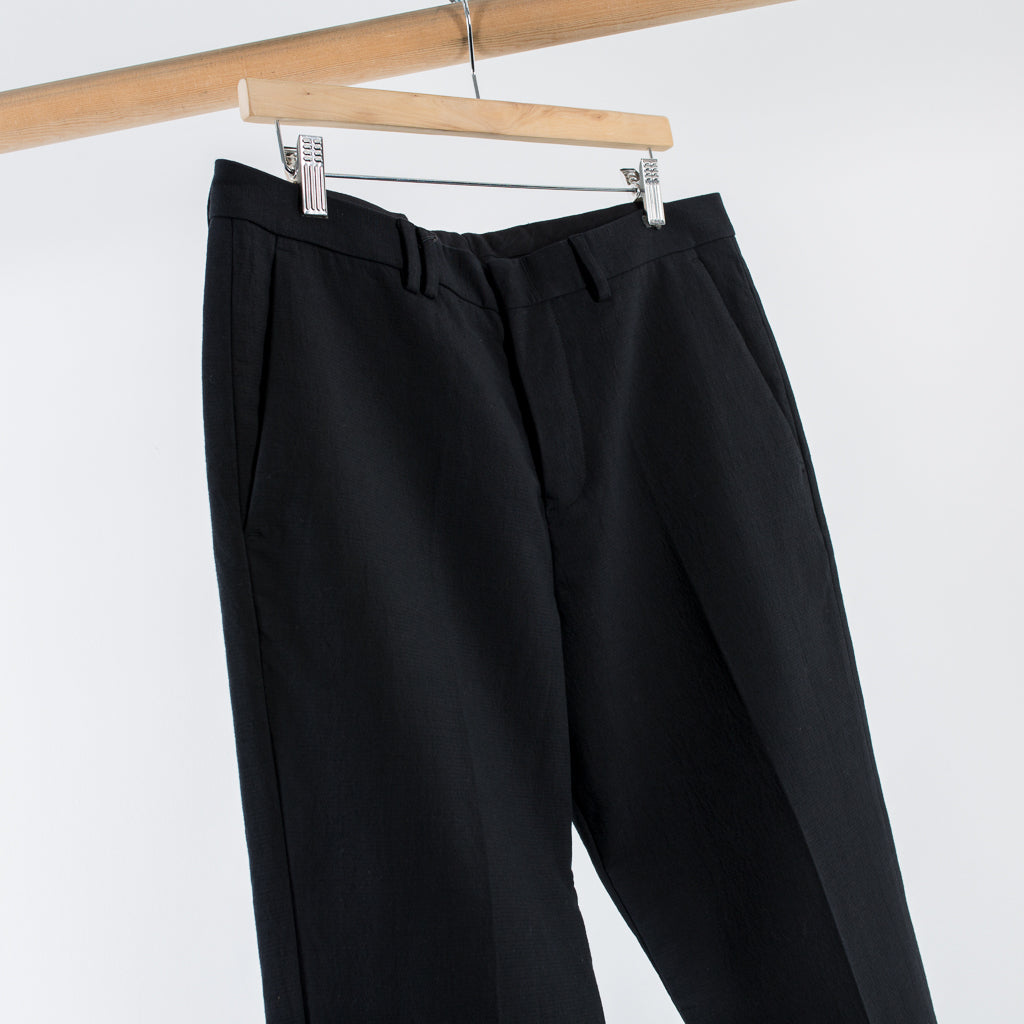 ARCHIVE SALE - TIM COPPENS - DRESS TROUSER BLACK