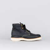 VIRGIL BOOTS-FOLK (KNGR) - BLACK