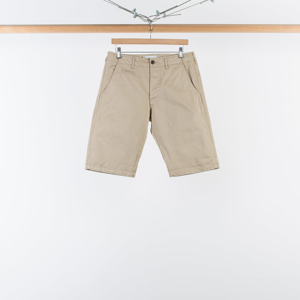 WESTPOINT CHINO SHORTS TAN