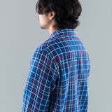 ALDEN L/S LOUIE SHIRT - NAVY