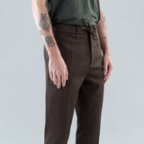 STAN EASY PANTS - KHAKI