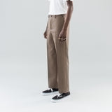 CLASSIC TROUSER - BROWN / BLACK HOUNDSTOOTH