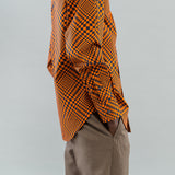MODEL 1 SHIRT - ORANGE OPTICAL CHECK