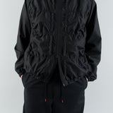 POCKET BLOUSON - BLACK