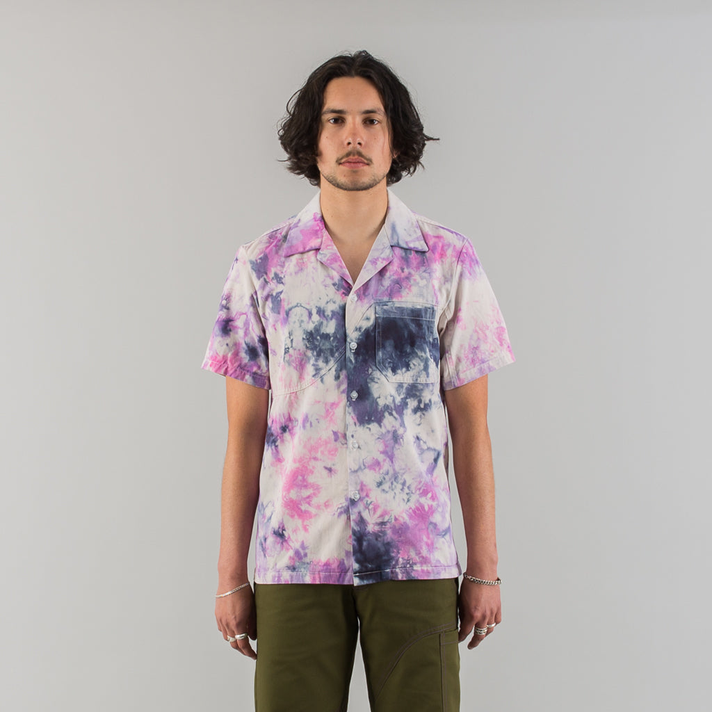 FIELD SHIRT BIO TIE-DYE - MIX