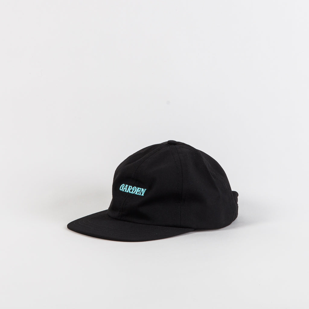 GARDEN RECYCLED + BIO CAP - BLACK