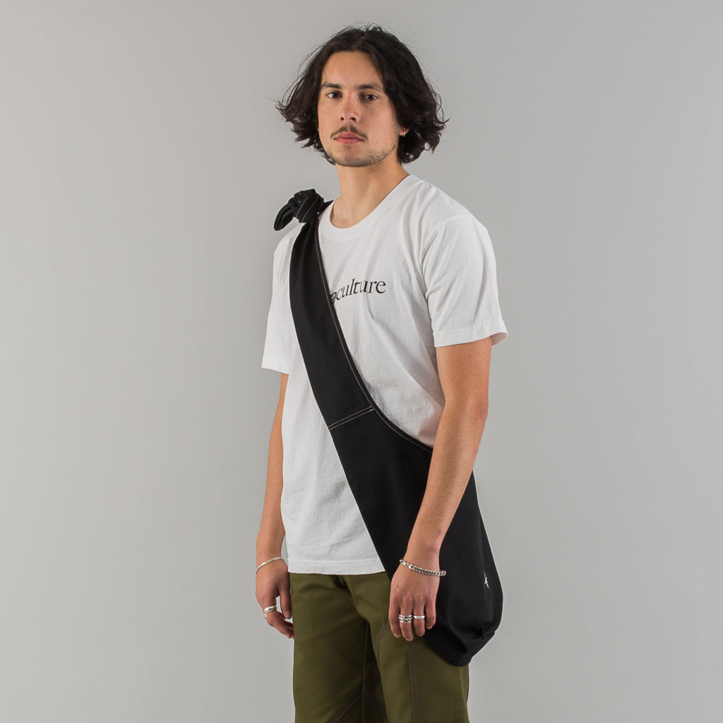 ARRAKIS RECYCLED + BIO BAG - BLACK