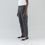 DWELLER EASY PANTS RELAX FIT C/P/P CHINO STRETCH - GRAY