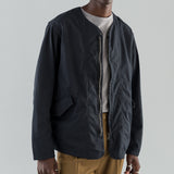 SOLDIER JACKET COTTON RIPSTOP - BLACK