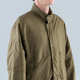 TOILLE PUFFA JACKET - CATEPILLAR NYLON