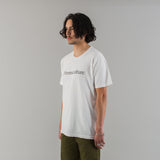 PERMACULTURE RECYCLED COTTON T-SHIRT - WHITE