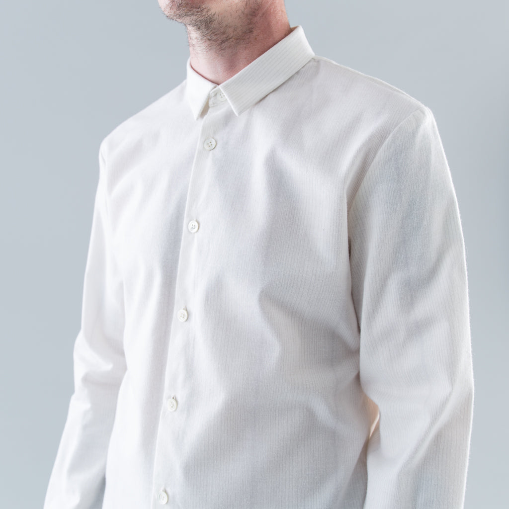SHIRT SPIKY - WHITE