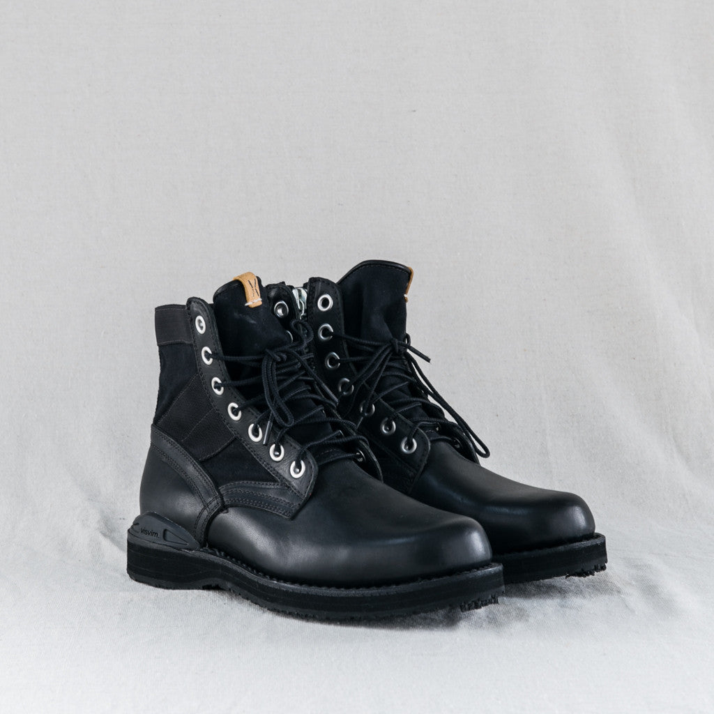 7-HOLE '73 FOLK - BLACK