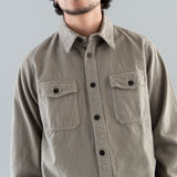 BLACK ELK FLANNEL - GREY