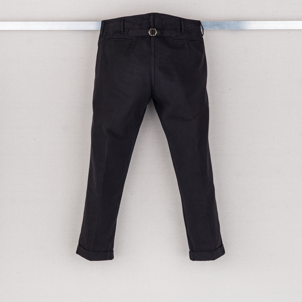 High Water Chino (Giza) - Black