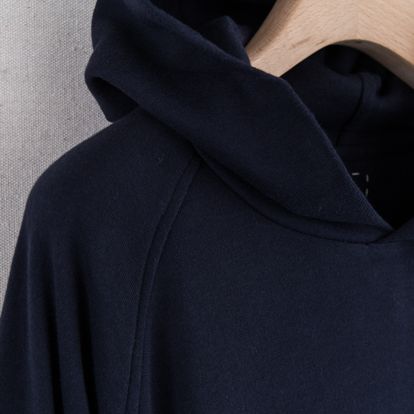 JV Hoodie P.O. Luxsic - Navy