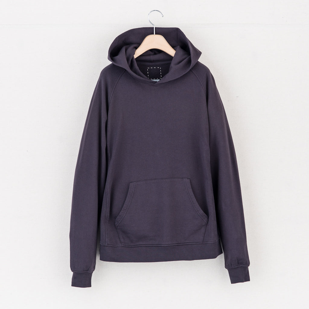 JV HOODIE P.O. (LUXSIC) - CHARCOAL