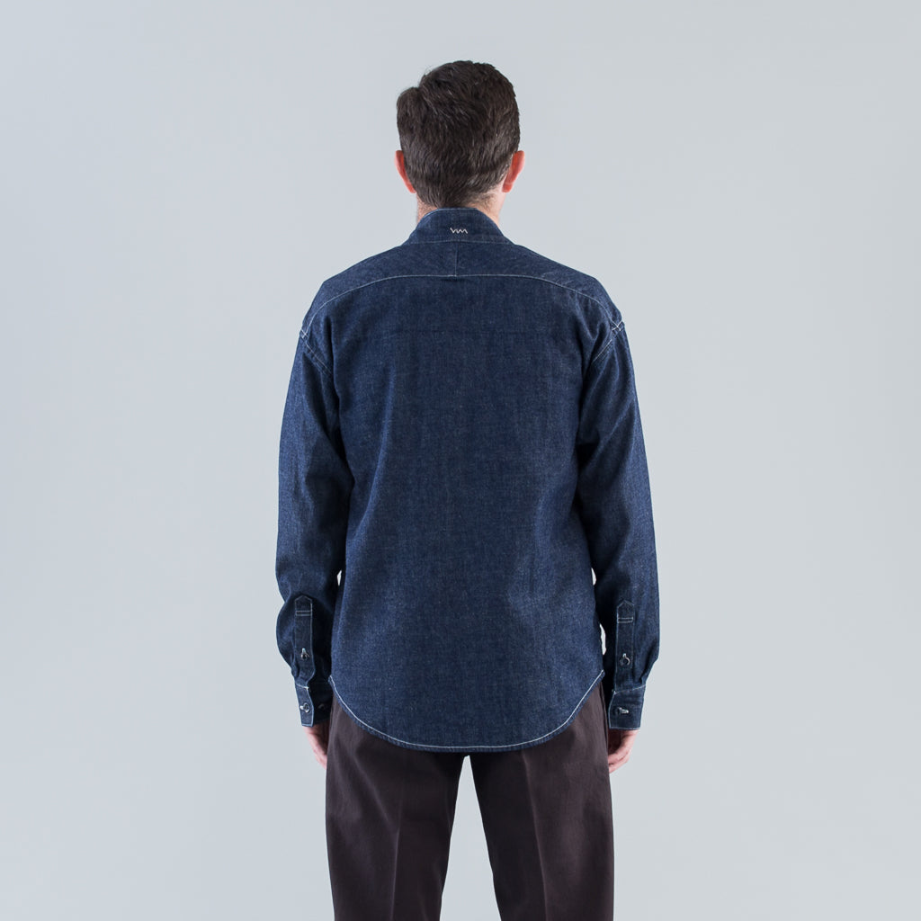 SS LHAMO SHIRT - ONE WASH