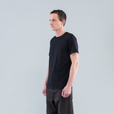 ULTIMATE TEE CREW S/S (SIC) - BLACK