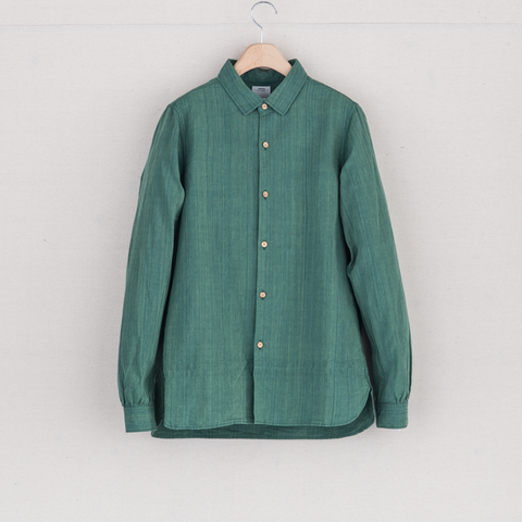 Long Rider Shirt L/S (C/L) - Green