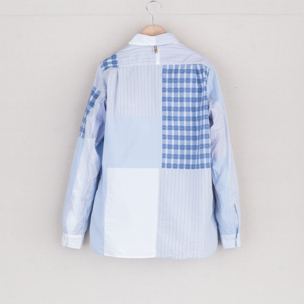 LONG RIDER SHIRT L/S - FLUX P.W.