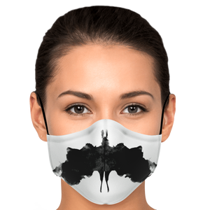 Rorschach Card 5 Filtered Mask - Le Miller Store
