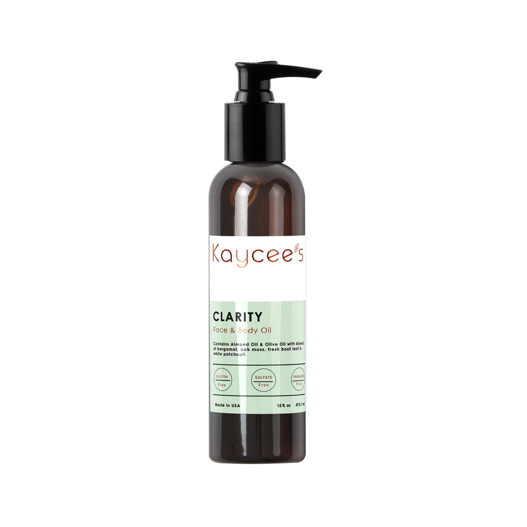 Face & Body Oil - Clarity - Le Miller